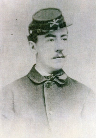 Louis McLane Hamilton (courtesy National Park Service)