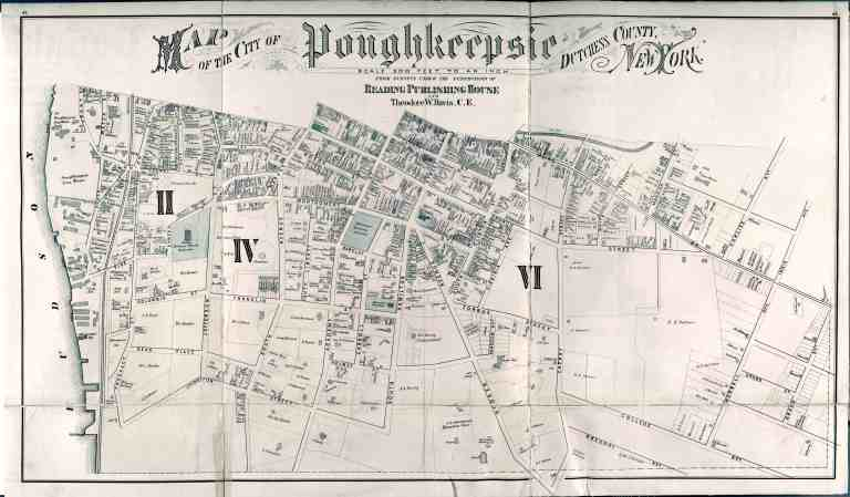 Poughkeepsie 1876 South