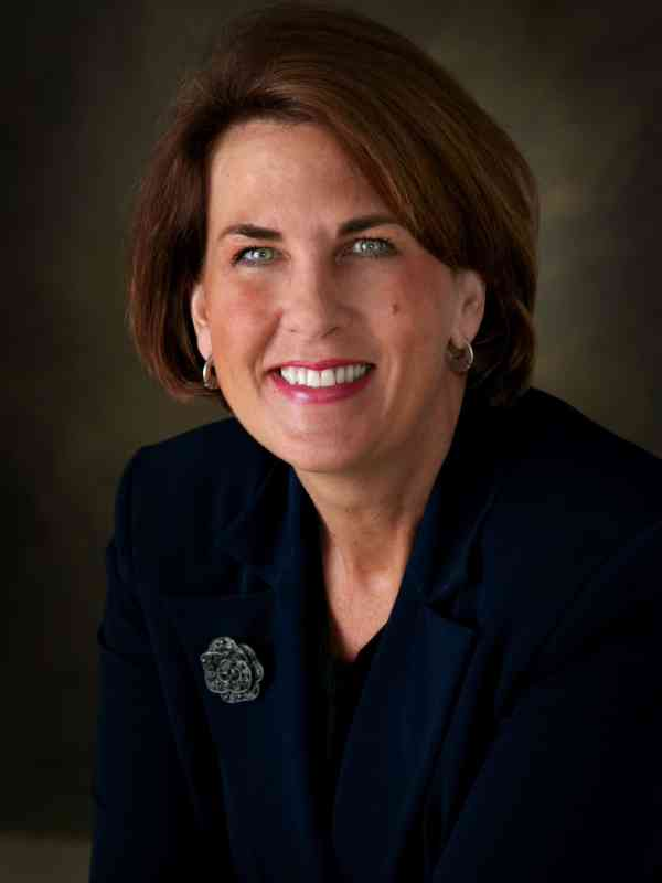 Accepting for Central Hudson, Denise Doring Van Buren