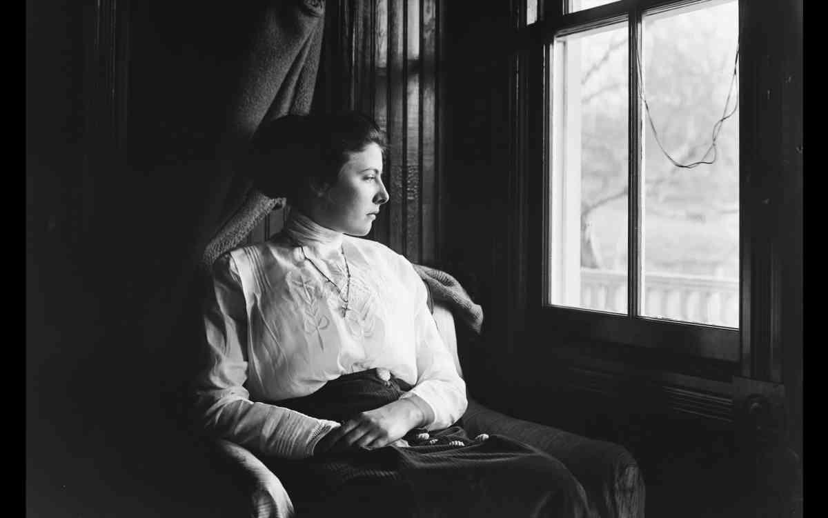 Irene Wilcox 1919 Macro