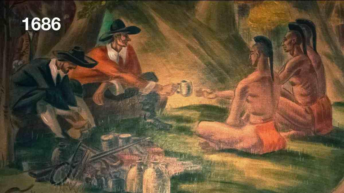 Rhinebeck PO 1686