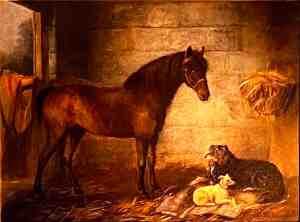 Clowes Horse Spanish Auction Doyle nb