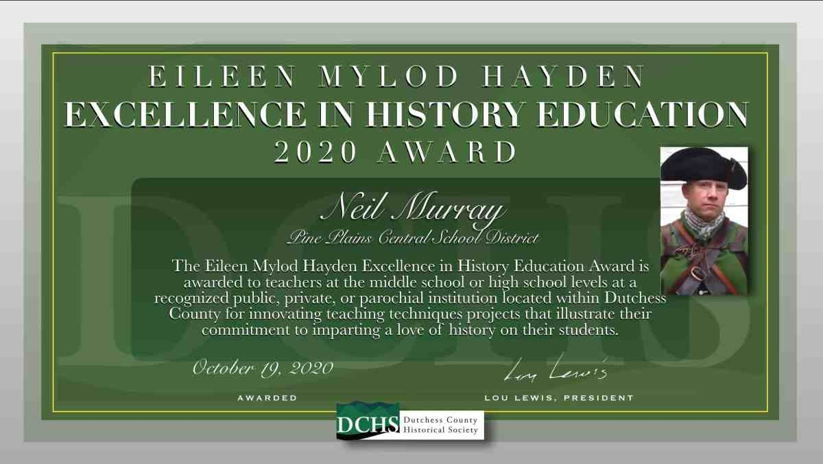 DCHS Awards 2020 EMH