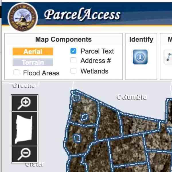 Parcel Access SQ