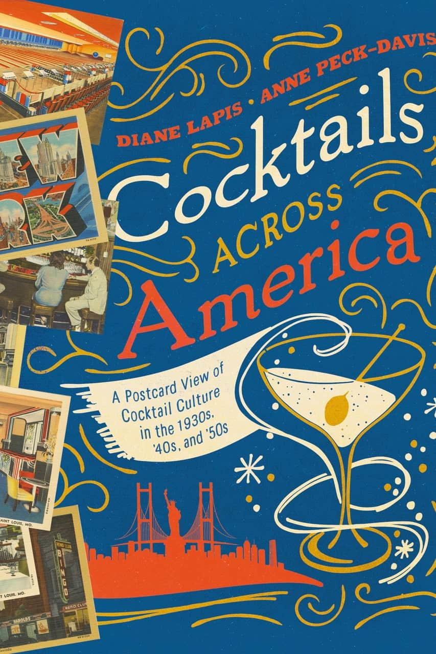 Cocktails Across America Cover