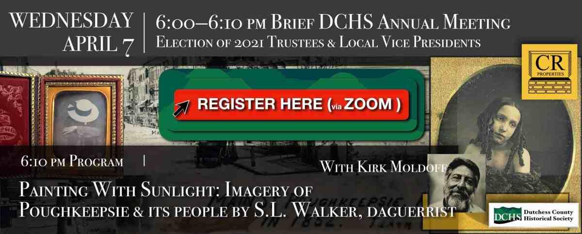 Register for April 7