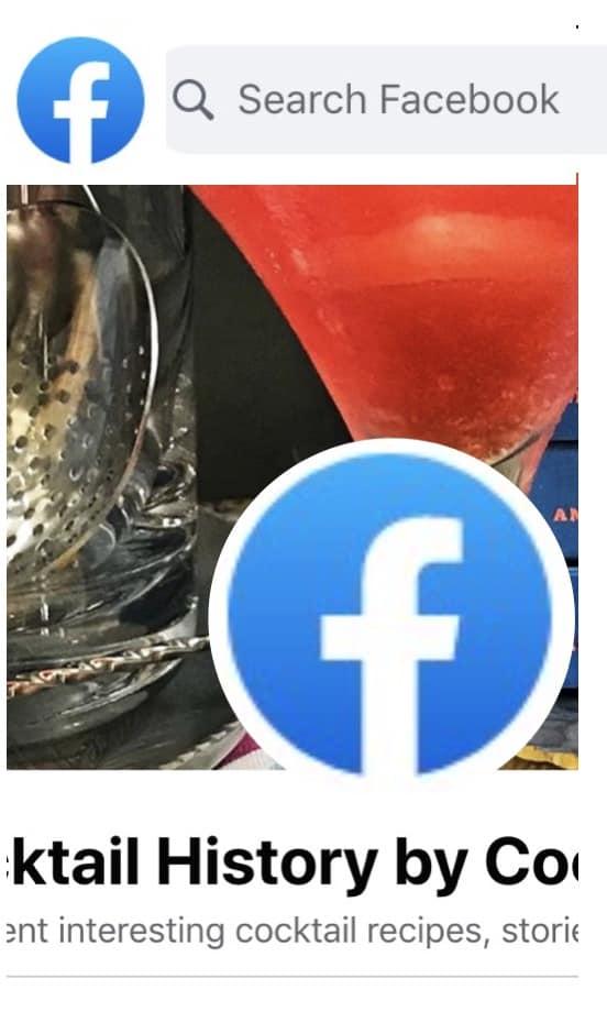 Cocktails FB