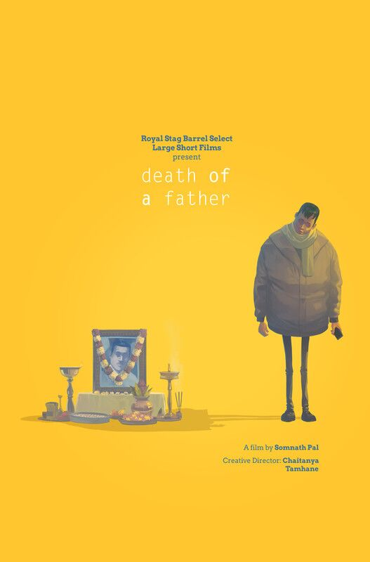 Poster for Death of a Father