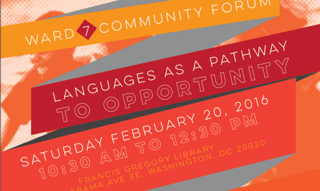 Alliance Française DC and Quebec Bureau present Languages as a Pathway to Opportunity