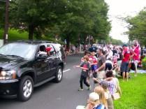 Palisades 4th of July Parade 2013