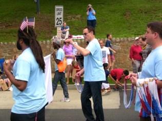 Mayor Gray at the Parade 2013