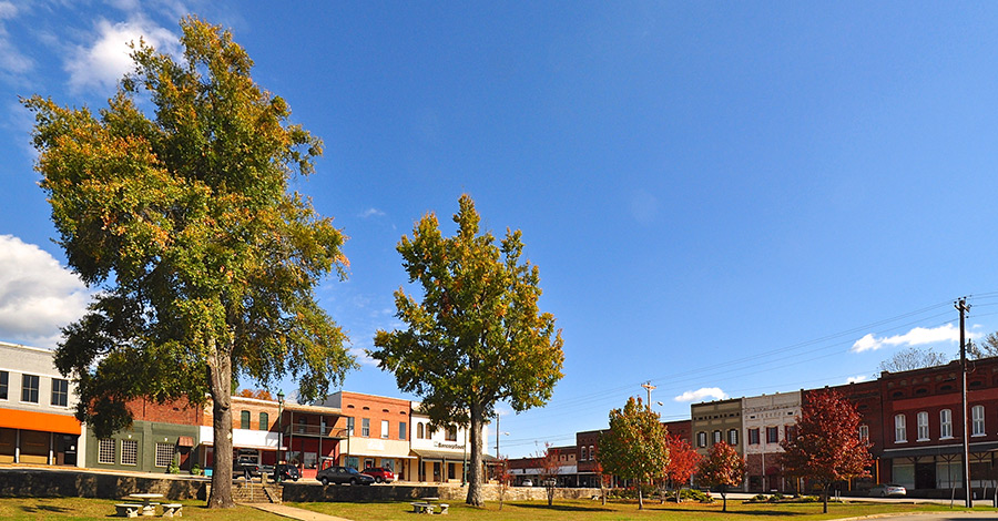 Iuka, Mississippi (Photo: Wikipedia)