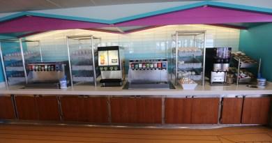 Cabanas Beverage Station