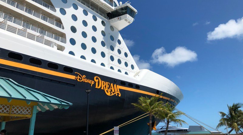 Disney Cruise Line Extends Suspension of New Departures Through April 28
