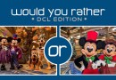 Would You Rather – DCL Edition: Halloween or Christmas?