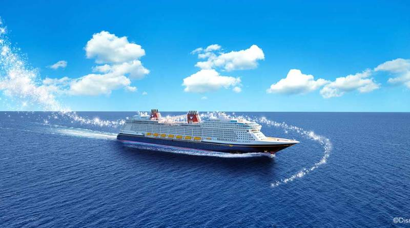 Disney Cruise Line Releases Pricing for the Inaugural Season of the Wish