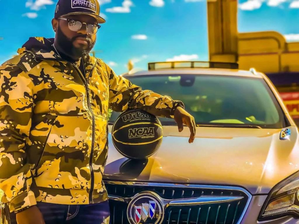 DJ Rok with Buick