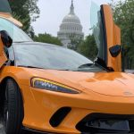 McLaren GT Takes Capital