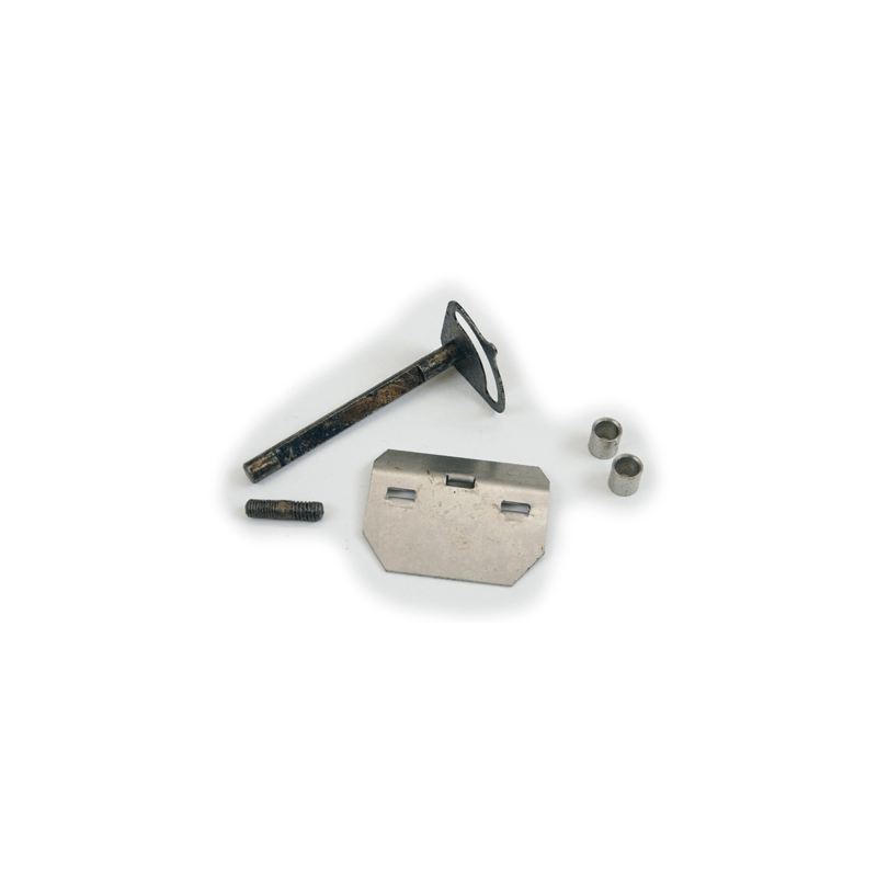 ex 302 exhaust manifold butterfly repair kit dcm classics llc