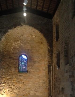 Interno della Cappella dell'Incoronazione.
