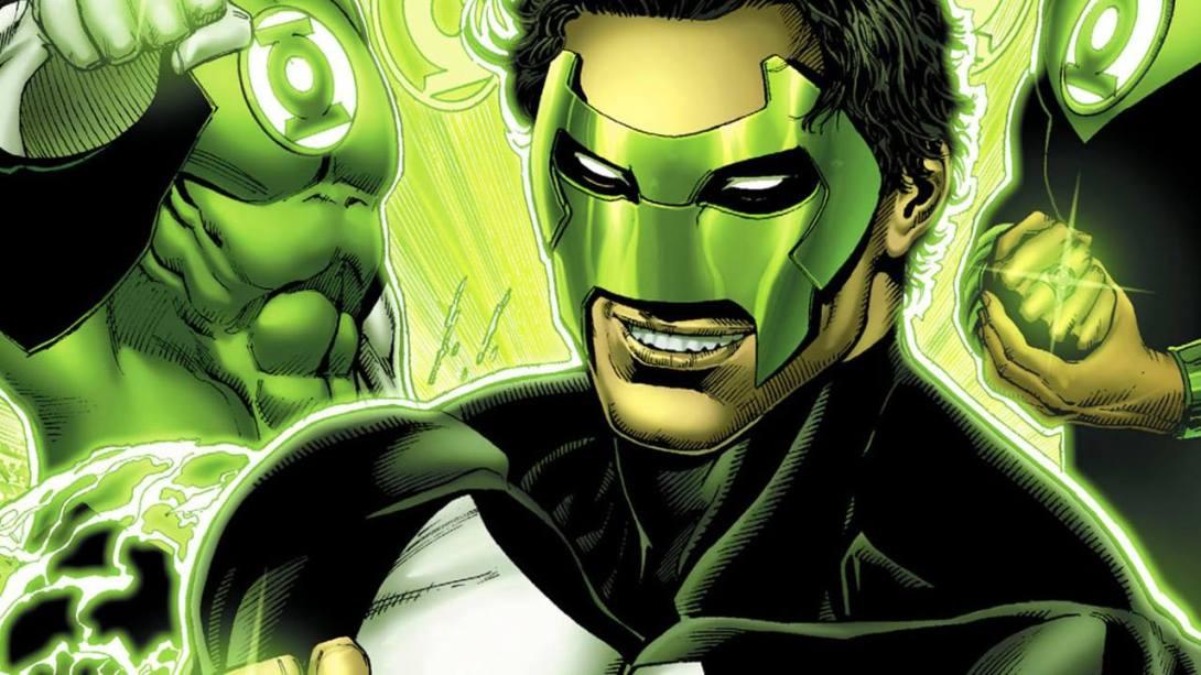 Green Lantern Rayner dc comics news