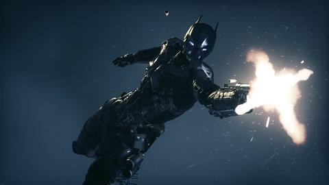 Arkham Knight, Delay, Batman