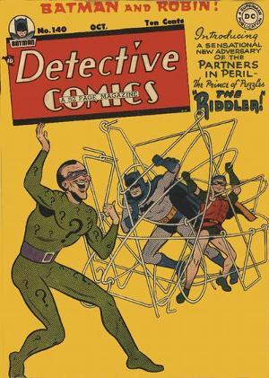 Detective Comics #140