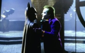 Nicholson and Keaton Batman