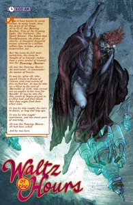 ASTRO CITY #13 - the Dancing Master