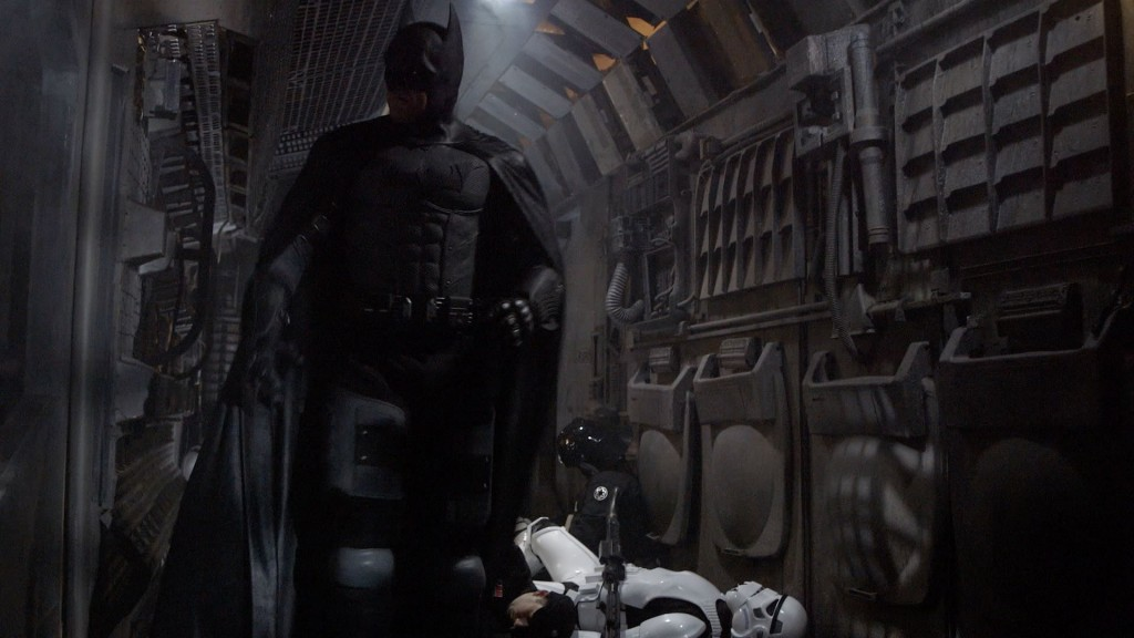 Kevin Porter is Batman