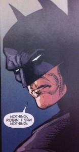 Batman and Robin Eternal 3 Bats Nothing