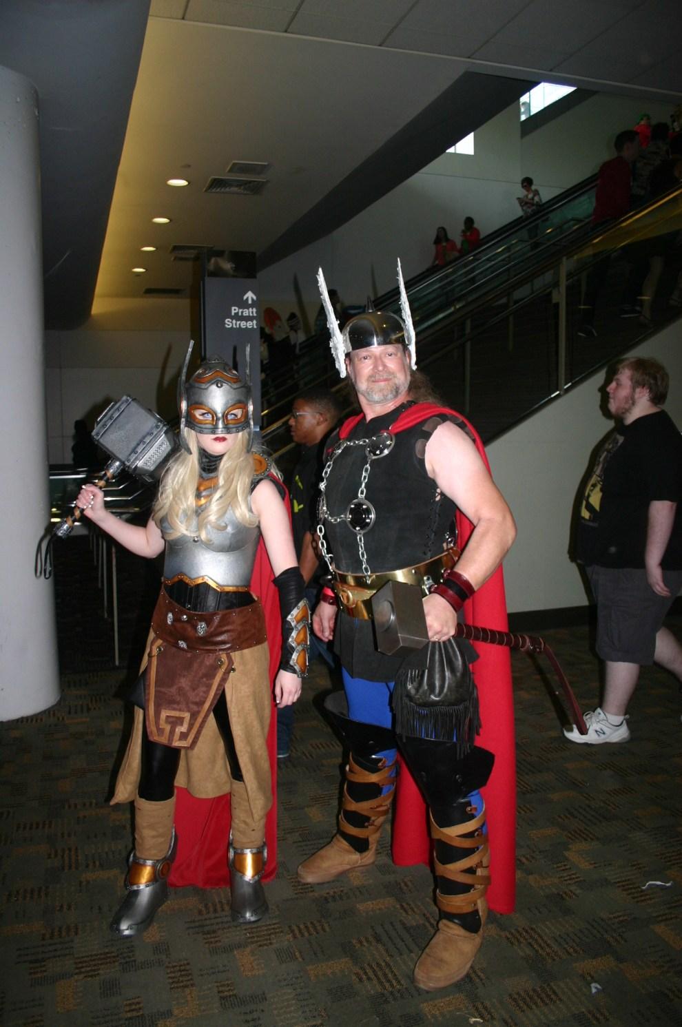 Thor and Thor