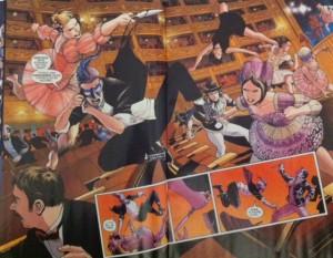 Batman and Robin Eternal 8 Opera Present