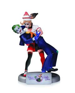 JOKER AND HARLEY QUINN 2ND EDITION STATUE