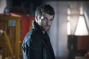 """The Flash -- """"Running to Stand Still"""" -- Image: FLA209A_0138b.jpg -- Pictured:  Liam McIntyre as Mark Mardon -- Photo: Cate Cameron/The CW -- © 2015 The CW Network, LLC. All rights reserved."""