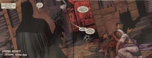Batman and Robin Eternal 17 Smoking Gun