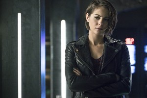 """Arrow -- """"A.W.O.L."""" -- Image AR411A_0118b.jpg -- Pictured: Willa Holland as Thea Queen -- Photo: Liane Hentscher/ The CW -- © 2016 The CW Network, LLC. All Rights Reserved."""