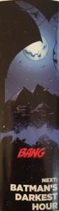 Batman and Robin Eternal 16 Pyramids