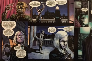 Batman and Robin Eternal 15 Scarecrow and Mother