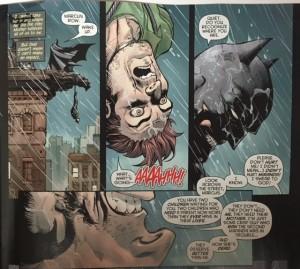 Batman and Robin Eternal 21 Marcus Row