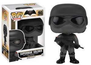 POP BVS SUPERMAN SOLDIER VINYL FIG