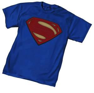 BATMAN V SUPERMAN SUPERMAN SYMBOL T/S