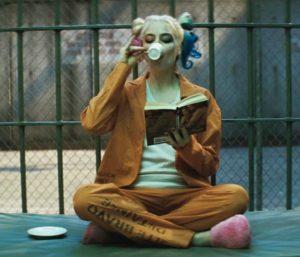 Margot Robbie as Harleen Quinzel aka Harley Quinn