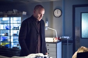 "Arrow -- ""Canary Cry"" -- Image AR419a_0139b.jpg -- Pictured: Paul Blackthorne as Detective Quentin Lance -- Photo: Dean Buscher/The CW -- © 2016 The CW Network, LLC. All Rights Reserved."