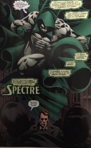 Swamp Thing 5 Spectre