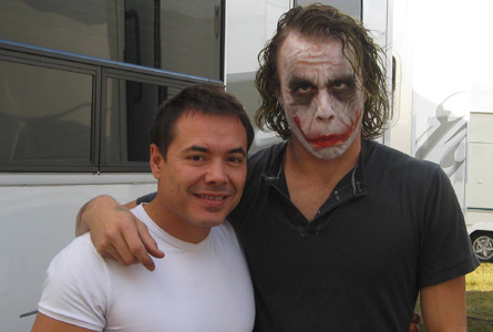 joker heath ledger dc comics news behind the scenes