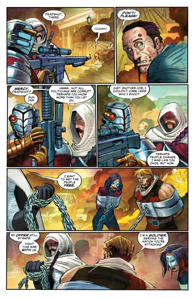 Review: Suicide Squad #14