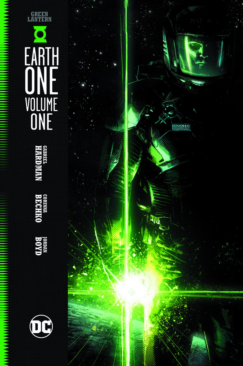 Green Lantern:Earth One - DC Comics News