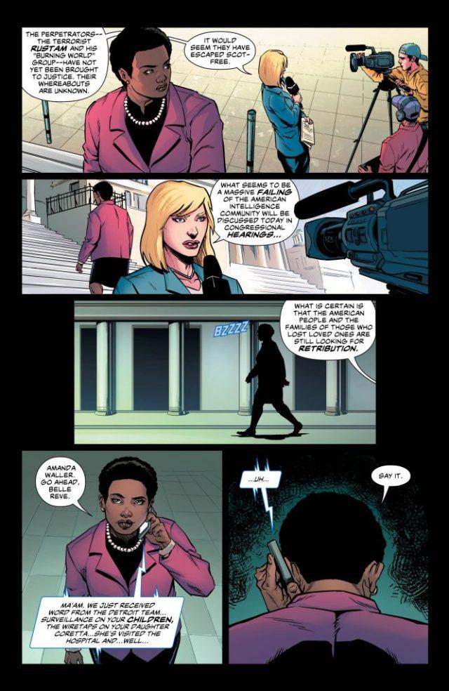 Review: Suicide Squad #21