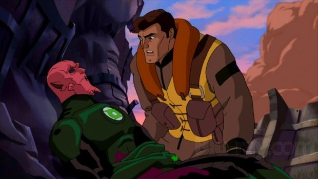 Green Lantern 1 - DC Comics News